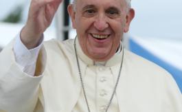 Le pape François: violence et religion