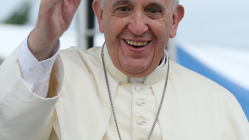 Ce que le pape François avraiment dit sur l'union des couples homosexuels