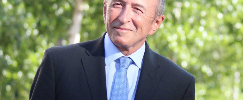 Gérard Collomb et ses 4000 euros