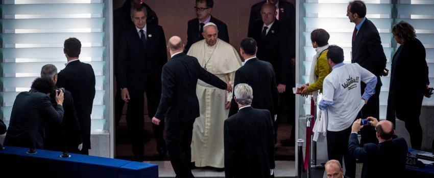 Entre catholicisme et politique: combien de divisions?