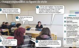 Aulnay: elle s'inspire de la langue «stylée» de ses élèves