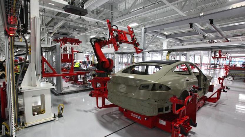 La robotisation détruit plus d'emplois qu'elle n'en crée, selon une étude