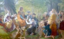 Camille Pascal: Saint louis et son chêne expliqué aux «historiens de garde»
