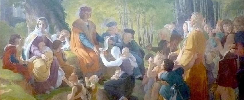 Camille Pascal: Saint louis et son chêne expliqué aux «historiens degarde»