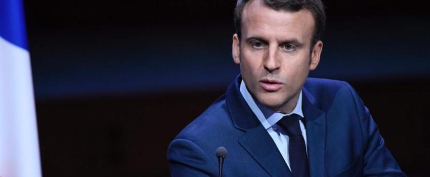 Le coup de gueule d'un maire contre Emmanuel Macron