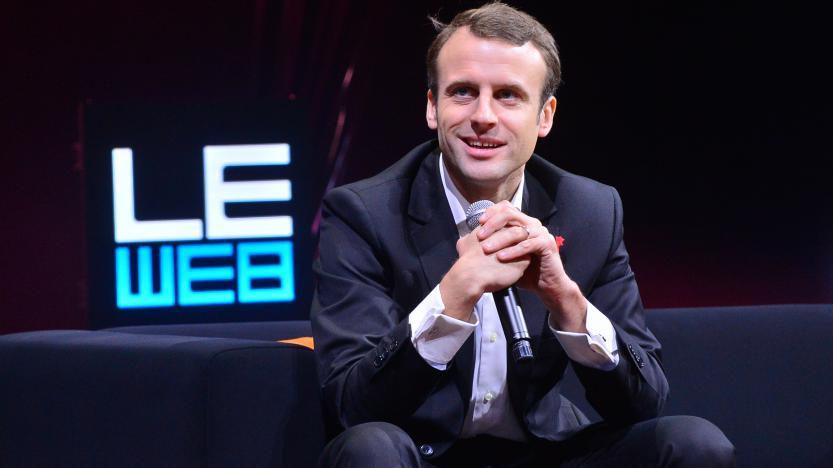 Emmanuel Macron, le plus allemand des candidats