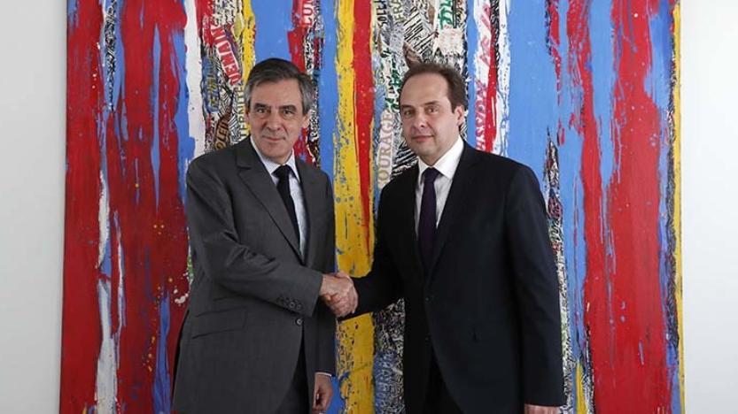 Législatives: l'accord de François Fillon avec l'UDI passemal