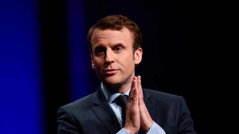 Le Canard enchaîné s'interroge sur une soirée de Macron àLas Vegas