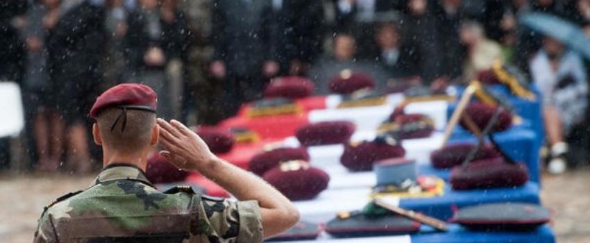 Le monument dédié aux militaires morts en opération extérieure attendra encore…