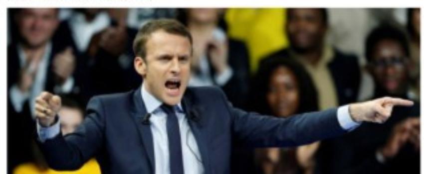 Macron: levée de fonds dans la banlieue bruxelloise des exilés fiscaux
