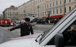 Saint-Pétersbourg frappée par le terrorisme