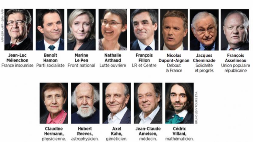 Présidentielles 2017: les programmes scientifiques et techniques analysés