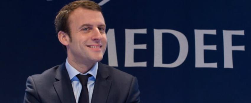 Je suis un peu perdu, Le Figaro vote Macron