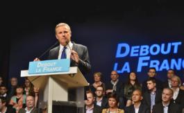 Nicolas Dupont-Aignan: «Nous avons désormais un monarque d'opérette»