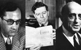 Les non-conformistes des années 30, précurseurs ou prophètes de malheur?