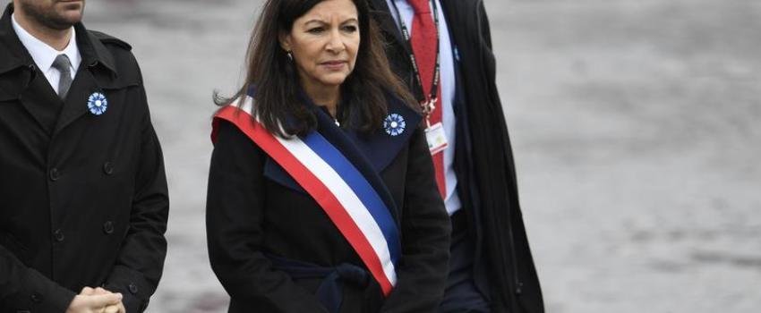 Paris: Anne Hidalgo demande l'interdiction d'un festival «interdit aux Blancs»