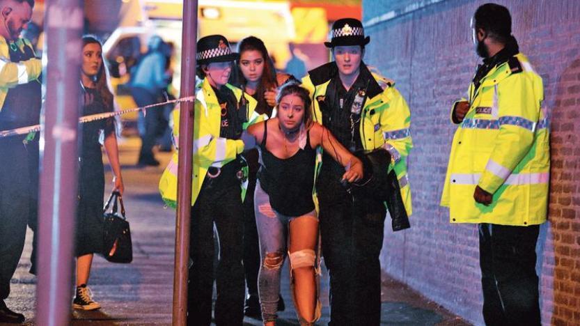 Manchester: le terrorisme islamiste poursuit sa guerre contre l'Europe