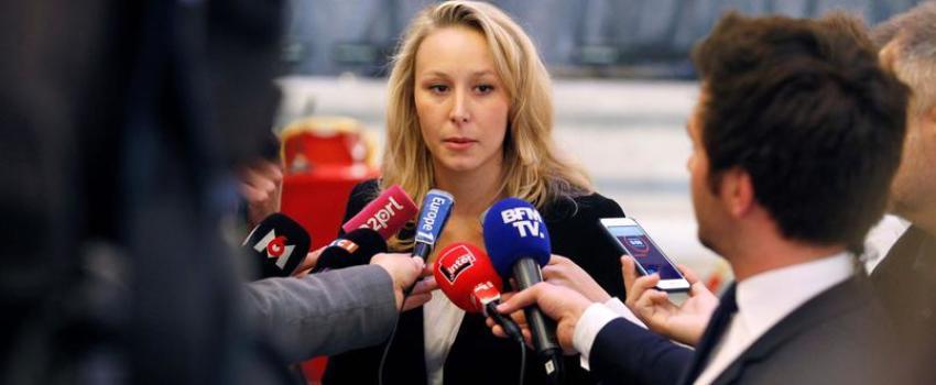FN: Marion Maréchal-Le Pen se met en retrait de la vie politique