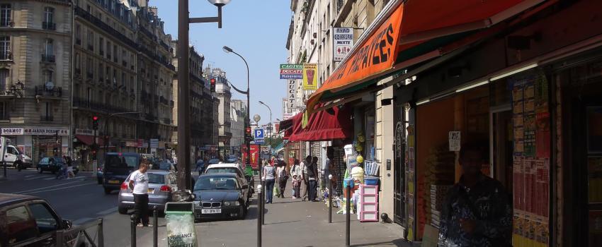 La Chapelle-Pajol: un doux euphémisme