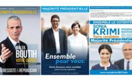 Législatives: cinq astuces pour s'approprier le soutien de Macron sans avoir eu l'investiture LREM