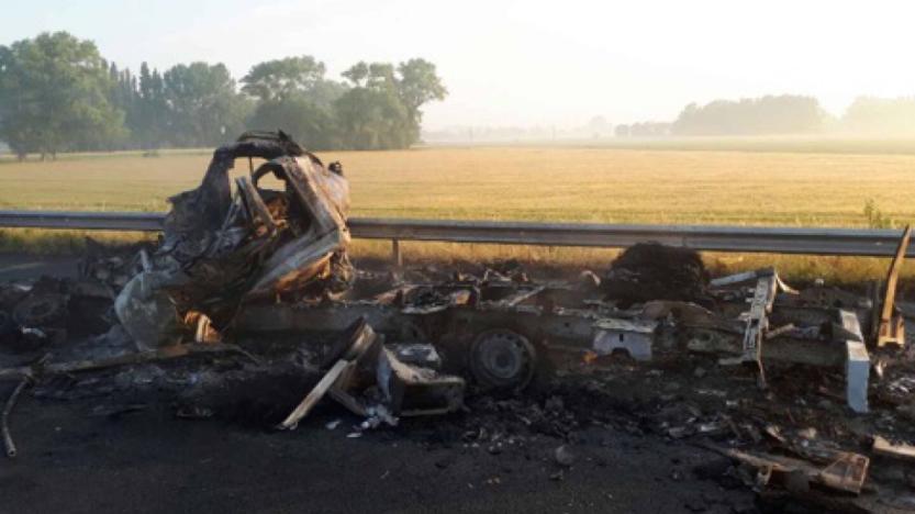 Pas-de-Calais: un chauffeur tué dans un accident lié à un barrage de migrants
