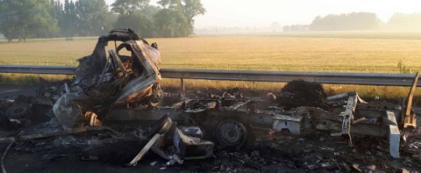 Pas-de-Calais: un chauffeur tué dans un accident lié àun barrage de migrants