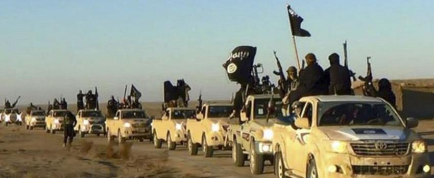 Frédéric Pichon: «L'État islamique renaîtra, sous une forme ou uneautre»