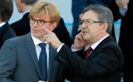 Assistants parlementaires européens: l'enquête élargie à Jean-Luc Mélenchon