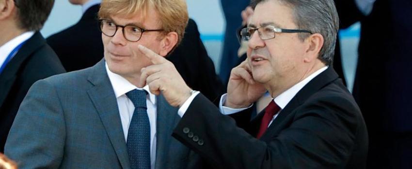 Assistants parlementaires européens: l'enquête élargie àJean-Luc Mélenchon
