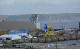 L'énergie, richesse maritime