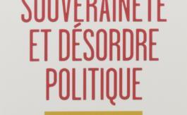 Guilhem Golfin: «Le retour àla souveraineté est une solution insuffisante»