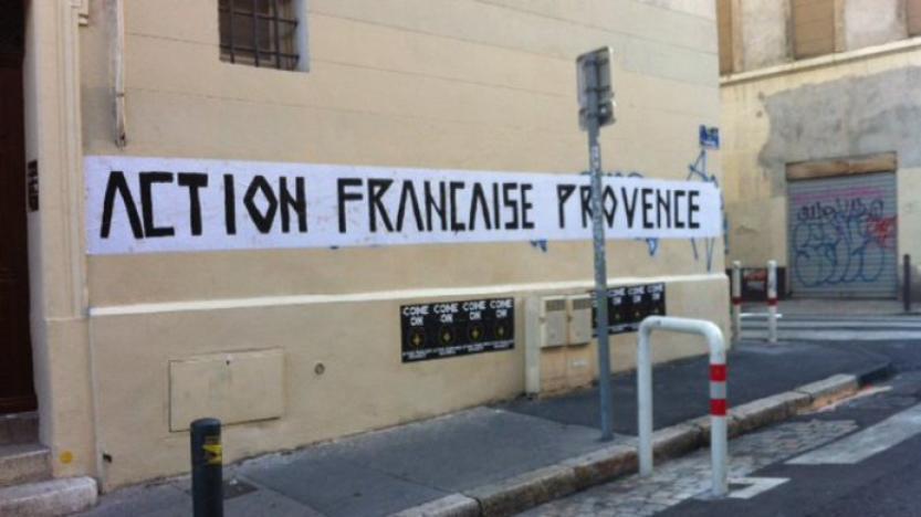 Marseille: les locaux de l'Action Française visés par une bombe