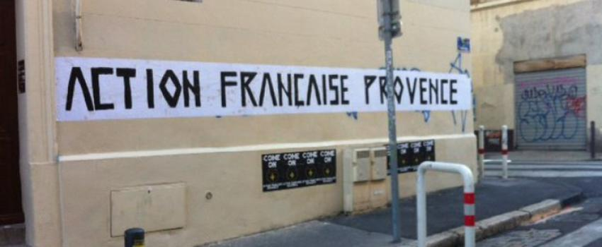 Marseille: les locaux de l'Action Française visés par unebombe