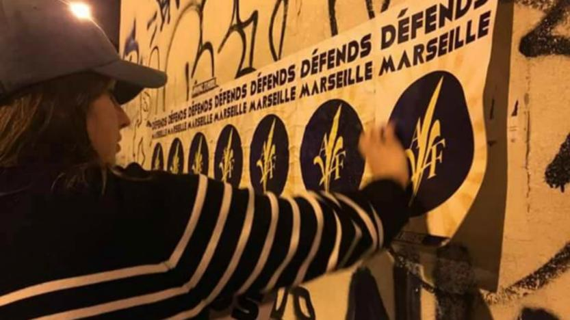 Marseille: l'Action française vit un été de plomb