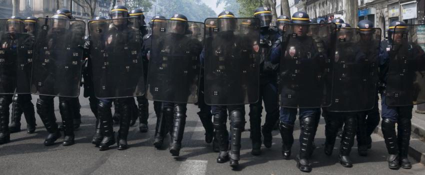 Plus de 2000 CRS se rendent indisponibles pour protester contre la fiscalisation de leur indemnité d'éloignement
