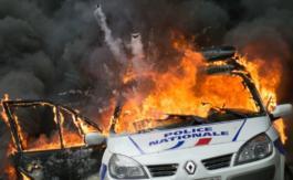 Les antifas incendiaires sont en fait les victimes. Sérieux?