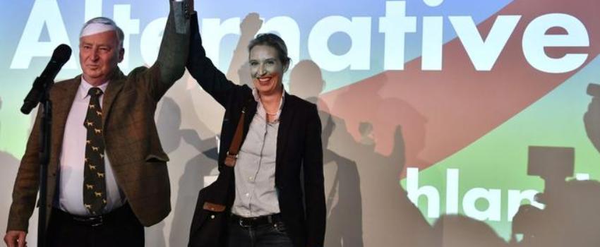 L'Allemagne se prépare au choc des nationalistes del'AfD