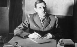 De Gaulle et Maurras, une vieille histoire