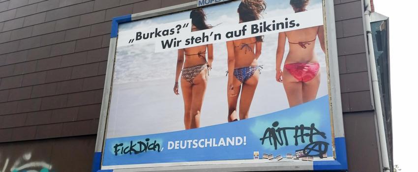 L'AFD attise le danger allemand