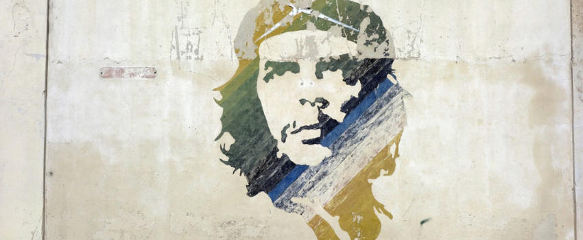 Che Guevara 50après