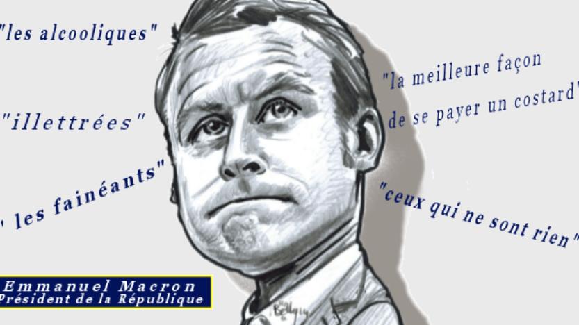 «Les Français n'aiment pas que l'on se foute du Peuple!»