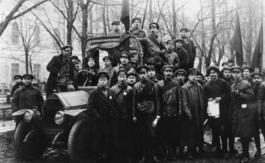 La Révolution russe, cent ans après