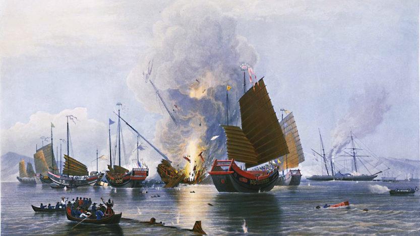 L'opium au service du progrès
