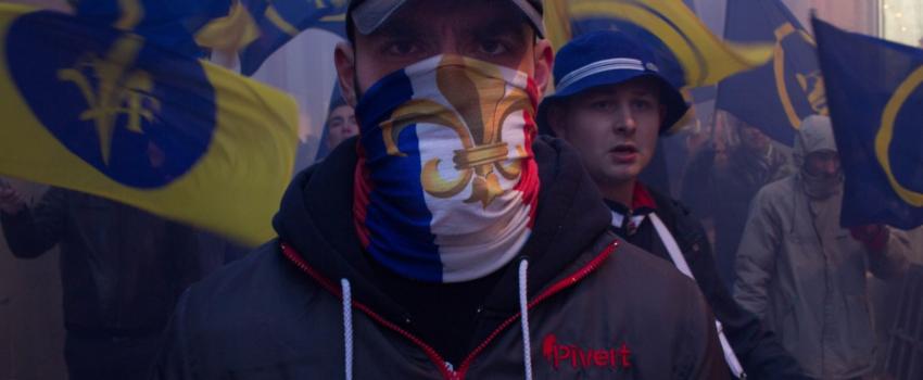 L'Action Française en campagne contre l'Union Européenne