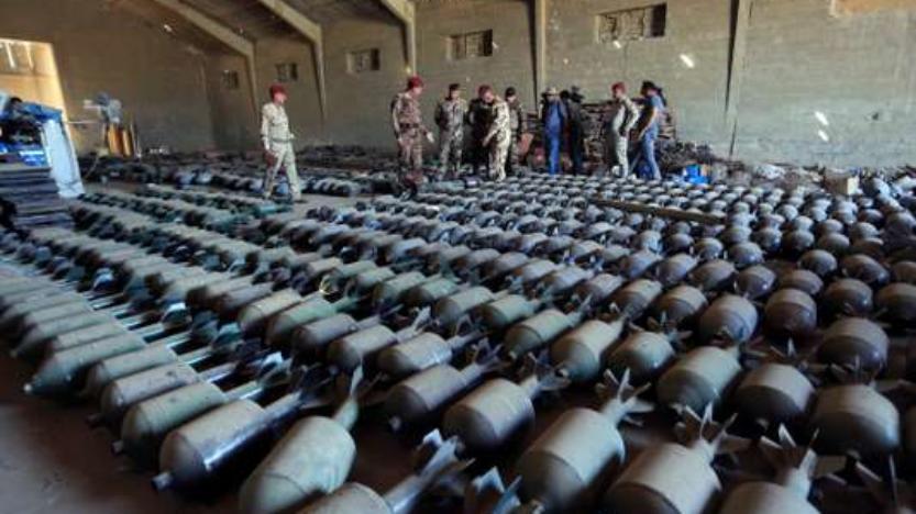 L'aide militaire fournie aux rebelles syriens a indirectement contribué à armer l'EI