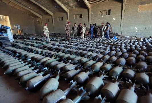 Aide militaire pour les slamistes en Syrie