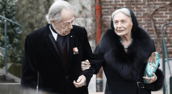 comte et comtesse de Paris