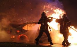 Saint-Sylvestre: deux policiers roués de coups àChampigny-sur-Marne