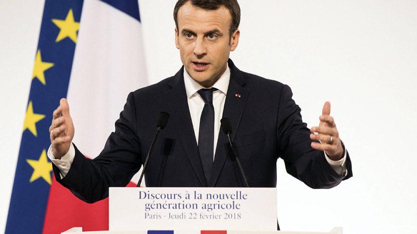 Santé publique: le cynisme de Macron