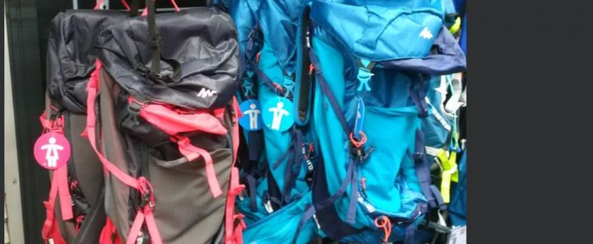 Interpellé pour des sacs àdos jugés sexistes, le community manager de Decathlon appelle aucalme